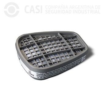 CARTUCHO 6002 GASES ACIDOS