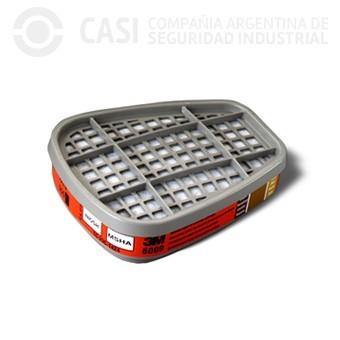 CARTUCHO 6009 VAPOR DE MERCURIO Y GASES DE CLORO